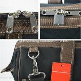 Sac d'outillage électrique multifonctionnel de polyester de kit d'utilitaires de courroie d'épaule de sac