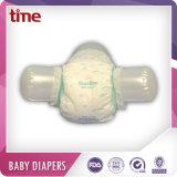 Venta caliente super absorbente noche fugas protección pañales del bebé