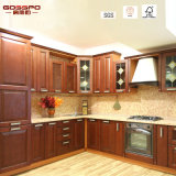 Module de cuisine en bois d'utilisation de maison de vente directe d'usine (GSP5-043)