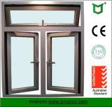 Ventana y puerta inestables de aluminio