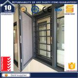 Ventana exterior del marco de la rotura termal de la ventana de aluminio