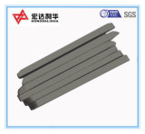 Tiras de grande resistência do carboneto de tungstênio com Yg8