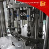línea de relleno pura automática del agua mineral de la botella del animal doméstico 3-in-1
