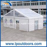 шатер венчания крыши высокого качества 10X40m напольный ясный