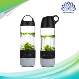 haut-parleur professionnel rechargeable imperméable à l'eau de la bouteille d'eau 400ml