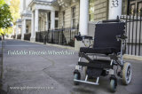 Sedia a rotelle pieghevole elettrica, sedia a rotelle elettrica portatile