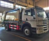 20m3 압축 쓰레기 트럭, FAW 쓰레기 압축 분쇄기 쓰레기 트럭
