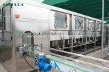 línea de embotellamiento del agua de 5gallon Barreled/máquina de rellenar del tarro