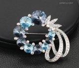 Brooch di lusso del diamante di nuovo disegno 00067 con i cristalli dai monili di Swarovski