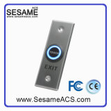 Acier inoxydable aucun bouton de porte de COM (SB4)