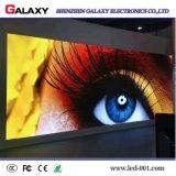 Parede video fixa interna de alta resolução do diodo emissor de luz P1.875/P1.904 para o estágio da tevê, monitorando o centro