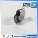 D25X4mm Magnet für magnetischen Motorrad-Heizöl-Becken-Beutel
