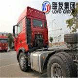 Caminhão do trator de Sinotruk HOWO T5g 6X4 com boa qualidade e preço do competidor