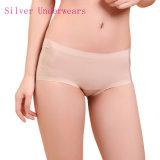 Anti-Bacterial Silver Fiber Nylon Seamless Underwear for Women