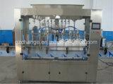 Máquina de enchimento de líquidos automática para Paste Shampoo Lotion Hair Conditioner