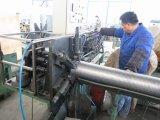 Flexible de metal de bloqueo del tubo de escape que hace la máquina