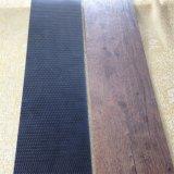 Il vinile ha reso allentato per porre le mattonelle di pavimento di legno grige 5.0 millimetri di spessore con vetroresina