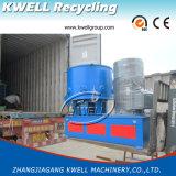 Caucho/fibra Agglomerator/compactadora plástica/máquina plástica del densificador