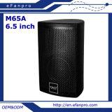 6.5 Zoll-populäres Hochleistungs--BerufsKonferenzsaal-Lautsprecher mit gut-Preis (M65A - TAKT)