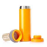 Doppel-wandige BPA geben abnehmbare Frucht Infuser Wasser-Flasche frei