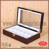 Usine Custom Made Laqué Montre de luxe en bois Box