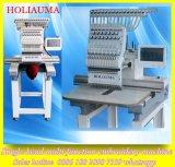 Машина вышивки цвета 1 Holiauma 15 компьютеризированная головной крышкой/трубчатая равномерная машина вышивки 3D