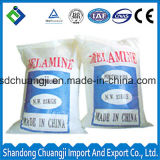 Chemisch product Melamine99.8% van de Levering van de fabriek