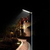 Luz de rua solar automática popular China impermeável de RoHS do Ce