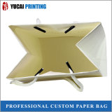 Gedruckte Papiergeschenk-Träger-Einkaufstasche