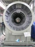 Bequeme Installations-Plastikextruder-Maschine PET-Belüftung-Rohr-Strangpresßling-Zeile