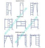 Леса рамки SGS квалифицированные Ce для конструкции
