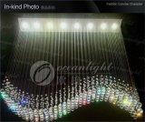 Meistgekaufte Form-moderne dekorative hängende helle Kristalllampe