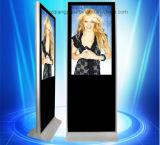 La mejor visualización del LCD del precio para hacer publicidad de la demostración del producto 43 pulgadas