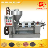 Máquina de la prensa de petróleo de cacahuete del tornillo del control de la temperatura (YZYX10WK)
