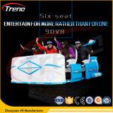 Interaktives der Realität-Erfahrungs-6 Becken Vr Kino Sitzdes simulator-9d