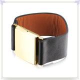 Form-Schmucksache-Leder-Schmucksache-Leder-Armband (LB859)