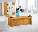 Таблица управленческого офиса мебели меламина белого дуба деревянная (HX-GD008)