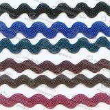 Nastro del merletto di zigzag di alta qualità