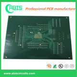 PWB de múltiples capas con Soldermask verde