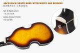 Бас скрипки сбор винограда 4-String тела свода тавра Aiersi электрический