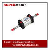Doppio Rod doppio cilindro pneumatico standard sostituto di Scd