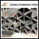 Tube soudé hexagonal en gros d'acier inoxydable de solides solubles 201 solides solubles 304 solides solubles 316