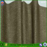 Flama impermeável da tela do poliéster - tela retardadora da cortina do escurecimento para a cortina de indicador