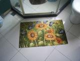 Изготовленный на заказ печатание Microfiber/половой коврик домочадца замши