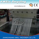 Máquina de la granulación del alimentador de la fuerza lateral de la película plástica de los PP del PE