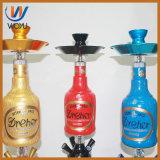 Cachimbo de água do fumo de Shisha Tabacco do frasco de vidro de cerveja