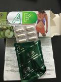반반하게 하는 100% 자연적인 복부 캡슐을 체중을 줄이기