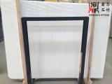 Blanc de marbre blanc d'étoile de brame de qualité pour le revêtement de plancher/mur