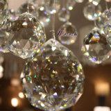 Lustre en cristal européen du modèle K9 pour le projet d'hôtel