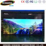Hohe Bildschirm-Bildschirmanzeige-Video-Wand der Definition-P6 farbenreiche LED